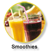 Frozen smoothies - (tropical) smoothie mixes